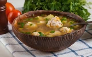 Суп с гречкой, фрикадельками, грибами на курином бульоне, рецепты