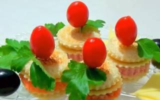Закуски на шпажках на праздничный стол, рецепты с фото, видео