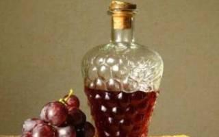 Уксус виноградный — как приготовить в домашних условиях, видео
