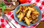 Картофель Айдахо — пошаговый рецепт с фото приготовления в духовке, мультиварке, видео