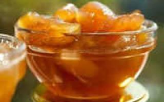 Варенье из груш — рецепты приготовления дольками, целиком, видео