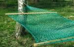 Подвесной гамак — плетение макраме своими руками, видео