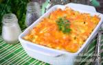 Запеканка из макарон с фаршем, сыром, яйцом, курицей в духовке, мультиварке, рецепты, фото, видео