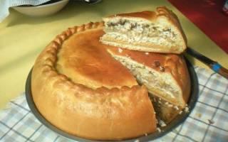 Пирог губадья — рецепт приготовления татарского десерта, видео