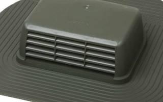 Аэратор кровельный — модель Технониколь 160х460 и эко 160х450 для мягкой кровли, установка, видео