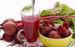 Свекольный сок — польза и вред, как приготовить и правильно пить сок, видео