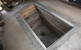 Смотровая яма в гараже своими руками — размеры, чем закрыть, видео
