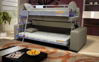 Двухъярусная кровать своими руками — чертеж, схема сборки, видео