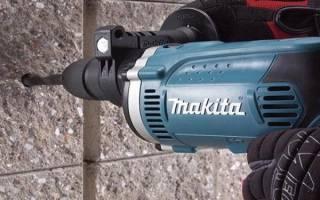 Дрель Макита — ударная модель Makita HP1620, шуруповерт Makita 6271DWPE, дрель Makita 6413 и Makita 6408, видео