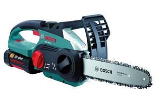 Пила цепная Bosch — обзор и сравнение разных моделей, видео