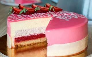 Клубничное конфи для торта — пошаговый рецепт с фото, видео