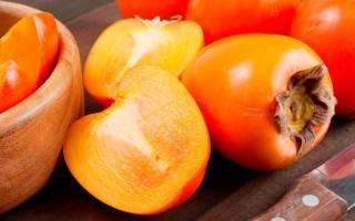 Какие витамины в хурме, полезные свойства, видео